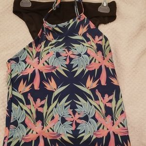 2 PC bathing suit never worn